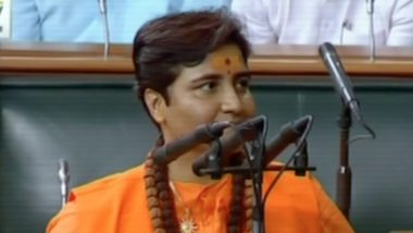 Pragya Singh Thakur Includes Spiritual Guru's Name in Oath, Leads to Uproar in Parliament